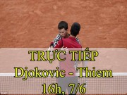 Chi tiết Djokovic - Thiem: Bi kịch Nhà Vua (KT)