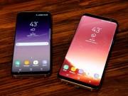 Thời trang Hi-tech - Samsung Galaxy Note 8 lộ camera kép ở mặt sau