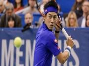 """Thể thao - Roland Garros: """"Đấu sỹ Samurai"""" lỳ hơn cả Nadal, đối thủ phát nản"""