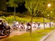 """Tin tức trong ngày - 200 quái xế đua xe """"liên quận"""" ở TP HCM"""