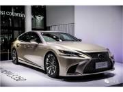 Tư vấn - Lexus ra mắt thêm phiên bản LS 350 giá khoảng 3,3 tỷ đồng