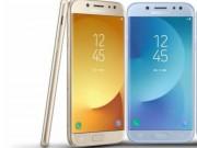 Dế sắp ra lò - Bộ ba Galaxy J3, J5, J7 (2017) trình làng, giá mềm
