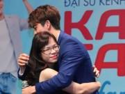 """Kang Tae Oh khiến mẹ bỉm sữa  """" sướng rơn """"  sau khi vượt 2.000 km"""