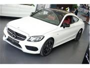 Mercedes-AMG C43 4Matic Coupe giá 4,2 tỷ đồng tại Việt Nam