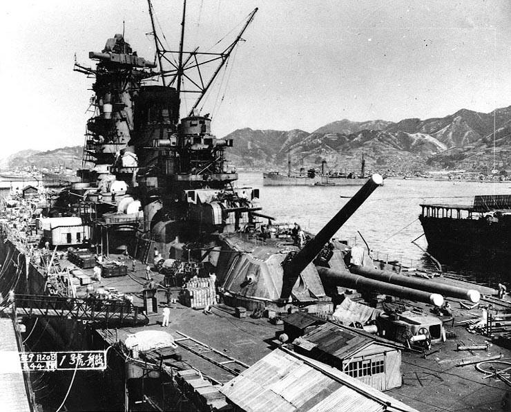Trận đánh tan tành siêu chiến hạm Nhật, 2.500 người chết - 2