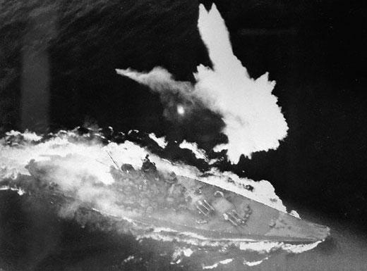 Trận đánh tan tành siêu chiến hạm Nhật, 2.500 người chết - 3