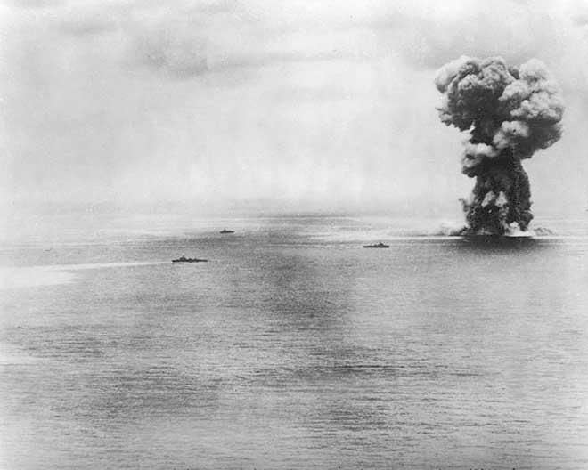 Trận đánh tan tành siêu chiến hạm Nhật, 2.500 người chết - 4