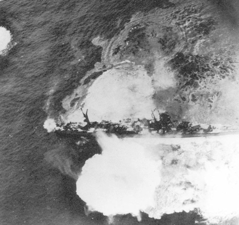 Trận đánh tan tành siêu chiến hạm Nhật, 2.500 người chết - 5