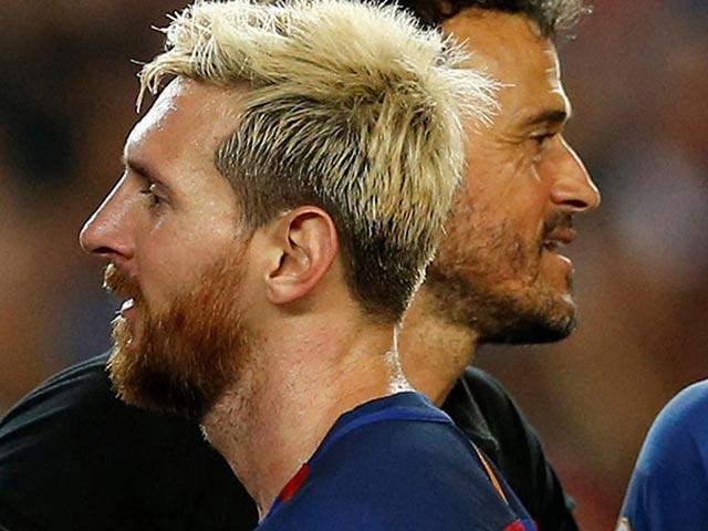 """Messi dính """"nội chiến"""" ở Barca, tính không gia hạn hợp đồng"""