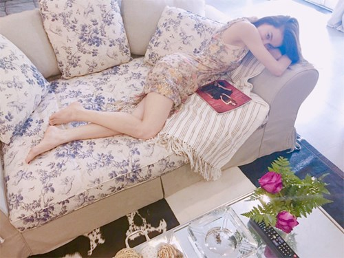 Tuyên bố độc thân, Hà Hồ, Midu ngày càng sexy thế tình cũ có tiếc? - 4
