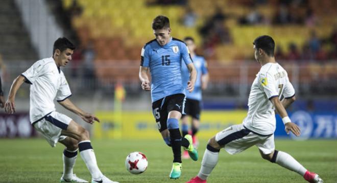Bán kết U20 World Cup: Venezuela thoát hiểm, Anh ngược dòng hạ Ý - 3