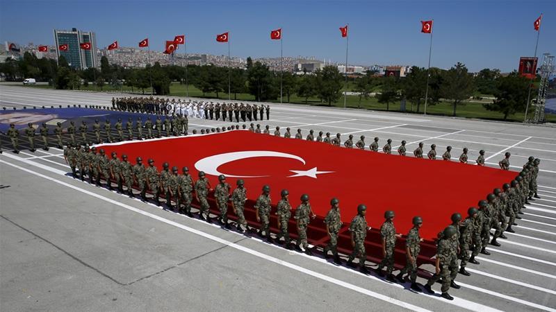 Thổ Nhĩ Kỳ gấp rút đưa quân đội đến bảo vệ Qatar - 1
