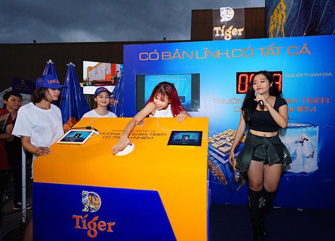 Bức tường Tiger 2017 kêu gọi giới trẻ đánh thức bản lĩnh và uống có trách nhiệm - 2