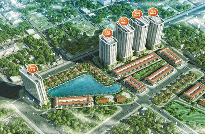 Cơ hội cuối cùng sở hữu những căn hộ đẹp nhất tại tòa HH3- FLC Garden City - 2