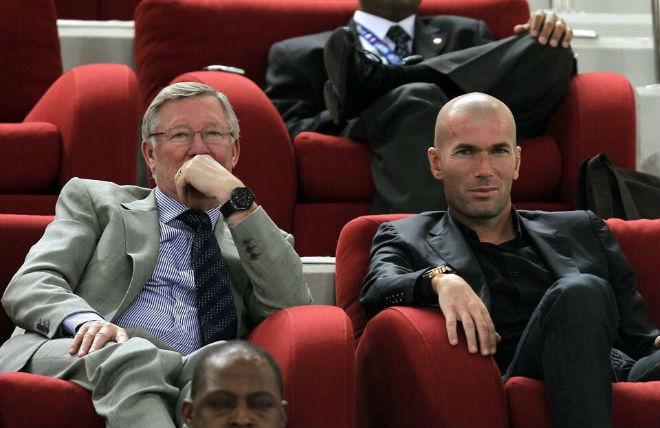 """Real hết thời """"cối xay"""" HLV: Biến Zidane thành """"Sir Alex mới"""" - 4"""