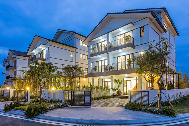 Khám phá cuộc sống nghỉ dưỡng tại biệt thự nhà vườn Vinhomes Thăng Long - 5