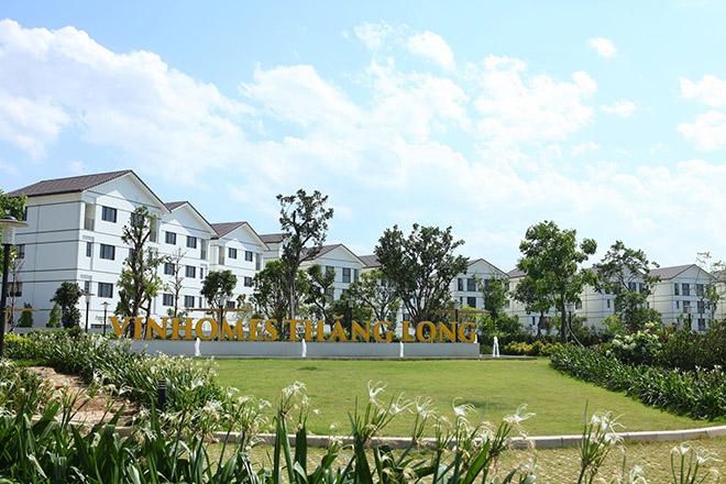 Khám phá cuộc sống nghỉ dưỡng tại biệt thự nhà vườn Vinhomes Thăng Long - 1