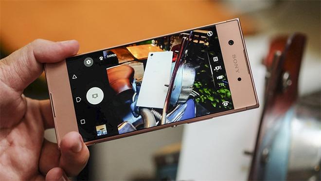 Thế Giới Di Động tiếp tục tung khuyến mãi Sony Xperia XA1 - 1
