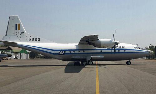 Máy bay Myanmar chở 122 người rơi có gì đặc biệt? - 1