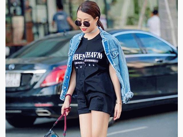 Hoàng Thùy Linh, Minh Hằng: Đôi bạn thân mặc đẹp của showbiz Việt - 10
