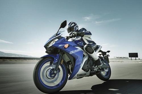 """Yamaha YZF-R3 và MT-03 có màu """"áo"""" mới - 1"""