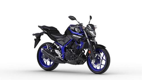 """Yamaha YZF-R3 và MT-03 có màu """"áo"""" mới - 4"""