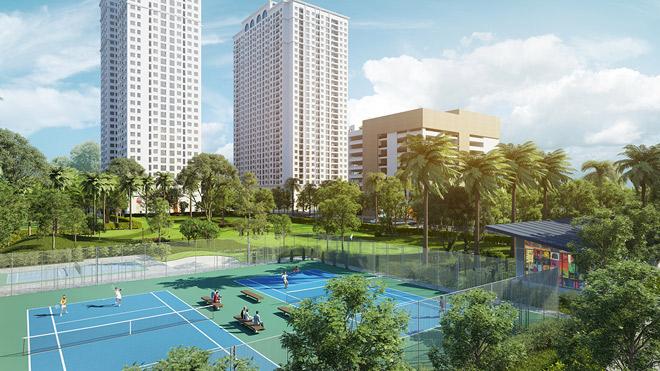 70% căn hộ tòa HH2 dự án Eco-Lake View đã có chủ - 2