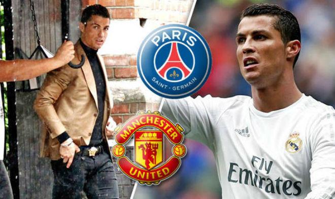 MU, PSG tranh Ronaldo 180 triệu euro: Đại gia Trung Quốc ra tay