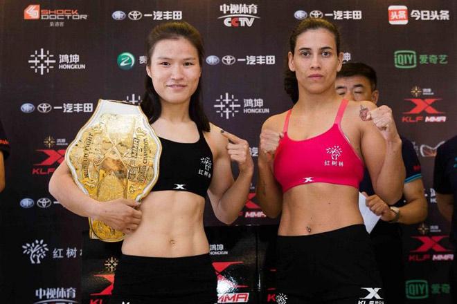"""MMA Trung Quốc gây sốc: Thắng """"hủy diệt"""" 8 cao thủ võ lâm"""