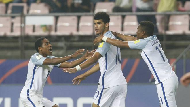 Bán kết U20 World Cup: Venezuela thoát hiểm, Anh ngược dòng hạ Ý - 1