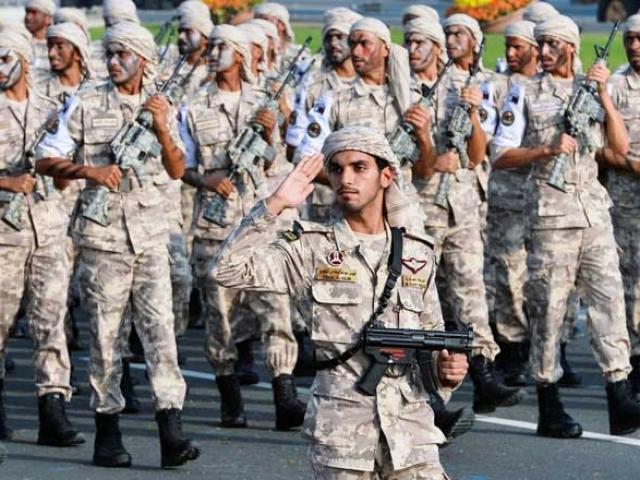 Qatar đặt quân đội trong tình trạng sẵn sàng chiến đấu - 2