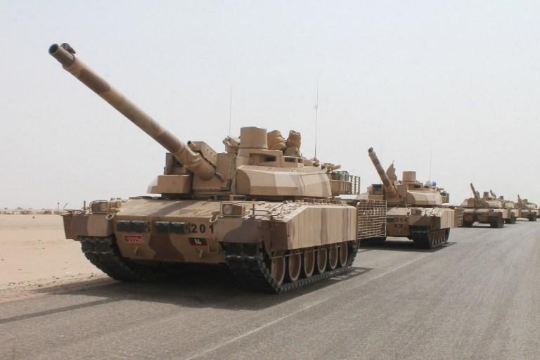 Qatar chống đỡ ra sao nếu Ả Rập Saudi tấn công? - 3