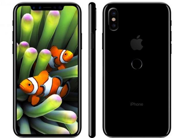 Rò rỉ bản thiết kế sơ khai của iPhone 7s Plus và iPhone 8