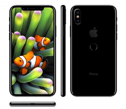 Rò rỉ bản thiết kế sơ khai của iPhone 7s Plus và iPhone 8 - 3