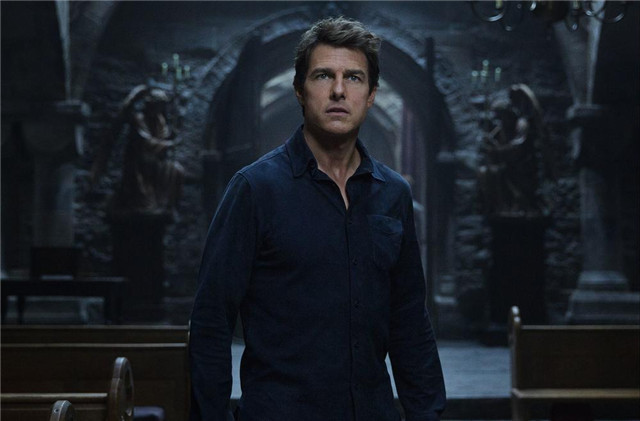 """Tom Cruise phải diễn 64 lần một cảnh """"Xác ướp"""" dù là sao hạng A - 1"""