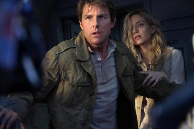 """Tom Cruise phải diễn 64 lần một cảnh """"Xác ướp"""" dù là sao hạng A - 11"""