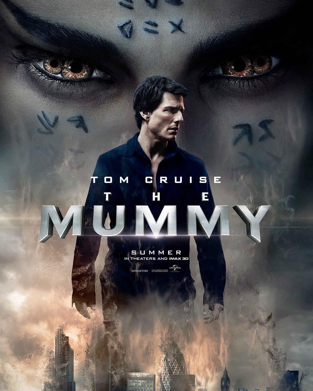 """Tom Cruise phải diễn 64 lần một cảnh """"Xác ướp"""" dù là sao hạng A - 12"""