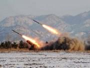 Thế giới - Tên lửa Triều Tiên vừa bắn đủ sức hạ gục tàu sân bay Mỹ