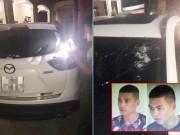 An ninh Xã hội - Nghi phạm nổ súng truy sát tài xế xe Mazda khai gì?