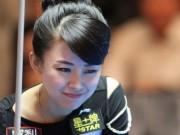 """Thể thao - Bi-a: """"Phù thủy"""" dạy """"Mỹ nữ"""" Trung Quốc một bài học"""