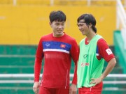 Bóng đá - Đội tuyển Việt Nam: Xuân Trường khen Tuấn Anh như thế nào?