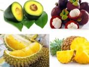 Ẩm thực - Chớ dại ăn những loại trái cây này vào buổi tối