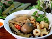Ẩm thực - Bún cua thối, món đặc sản nổi tiếng ở phố núi Pleiku