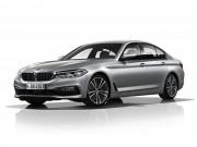 BMW 5-Series 2017 an toàn hơn các đối thủ