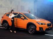Subaru XV 2018 thế hệ mới sẽ sớm về Việt Nam