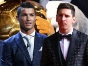 """Bóng đá - Messi hết lời ngợi ca Ronaldo và bài học """"thất bại là mẹ thành công"""""""