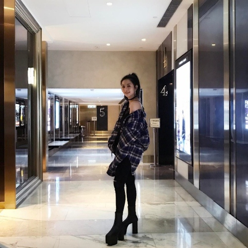 """Con gái xinh như mộng của """"nữ thần phim người lớn"""" Hong Kong - 6"""