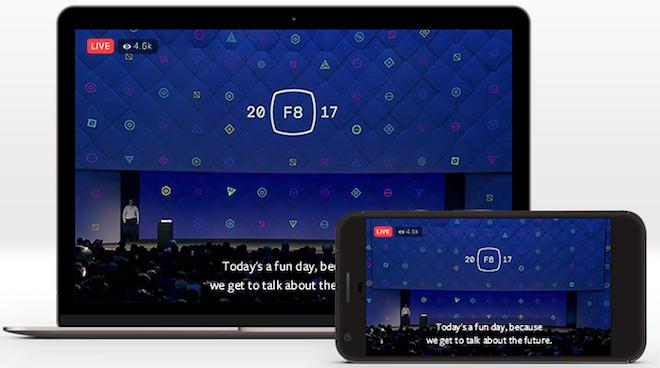 Facebook cho phép chèn phụ đề khi live stream - 1