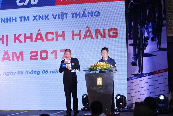 GIANT Việt Nam hào phóng tặng xe điện 133DS mới ra mắt cho khách - 1