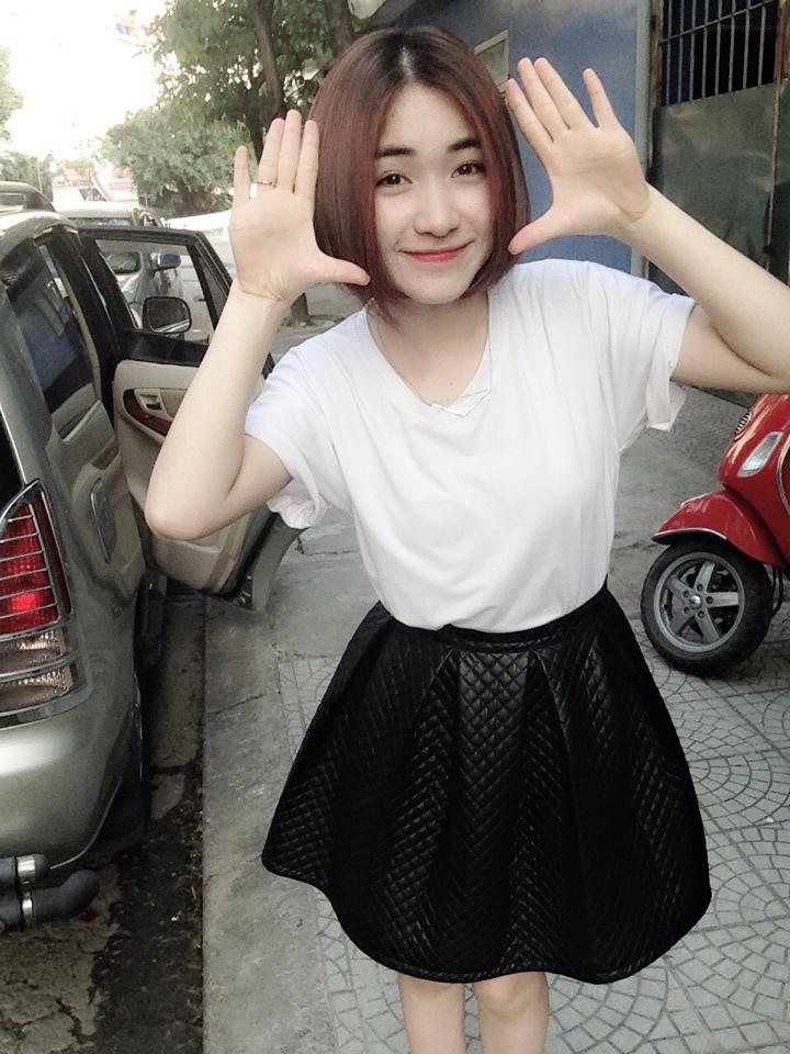 Hòa Minzy khoe style học sinh cực đáng yêu - 14